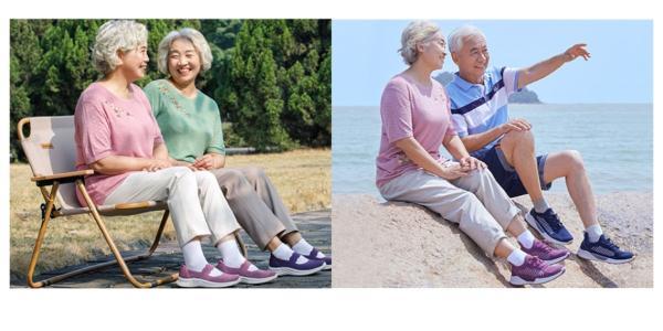 足力健老人鞋用心聆听建国一代老人们的人生故事