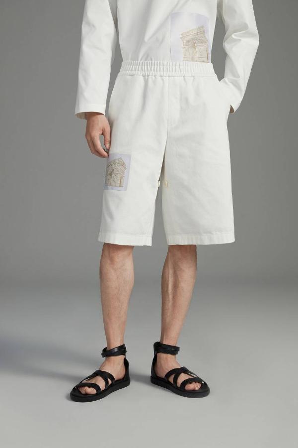 火爆巴黎时装周的九牧王男裤,预售开启一裤难求!
