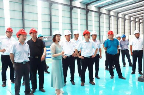 产业赋能 好运达打造国际国内首条铁路混凝土混线柔性智能产线