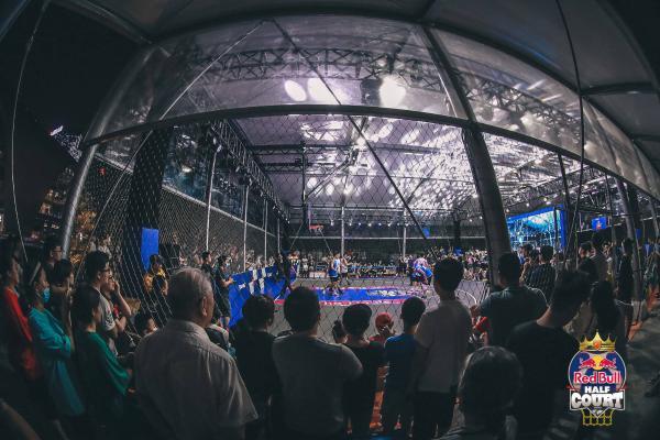 奥地利红牛2021国际三人街头篮球赛中国赛区决赛落幕