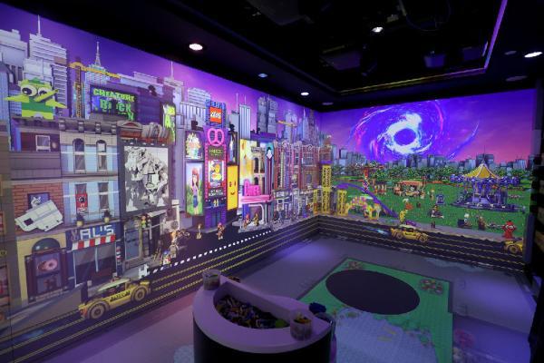 乐高®跨界联动全新百老汇音乐剧,隆重揭幕纽约第五大道最新创意门店