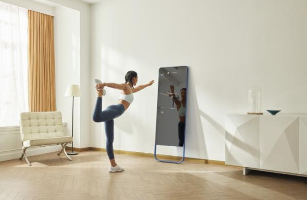 FITURE发布全新智能健身镜产品,让智能健身普惠千家万户!