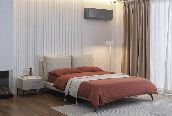端午节在父母卧室升起小蓝翼,TCL卧室新风空调守护健康安眠
