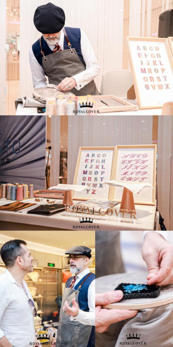 罗卡芙上海久光精品店体验全新视觉,重塑闪耀生活