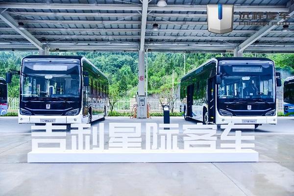 重构智慧公共出行未来 吉利星际客车驭势而来