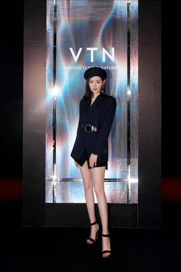 探索消费原动力, VTN时尚健康夜开启购物新维度,张天爱受邀到场