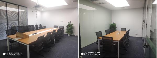 密尔克卫瑞鑫化工事业部办公室喜迎办公室