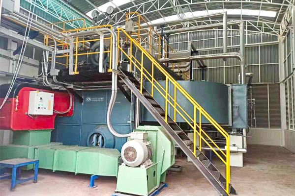 中正锅炉在泰国:严苛的质量体系满足ASME规范要求 收获客户信任
