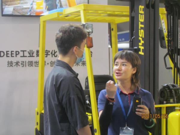 DEEP李艳红:引领工业互联网发展 为企业赋能