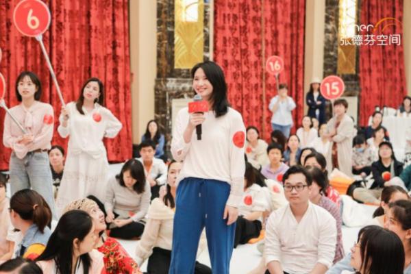 遇见爱的奇迹丨张德芬空间南京站遇见体验营,圆满落幕