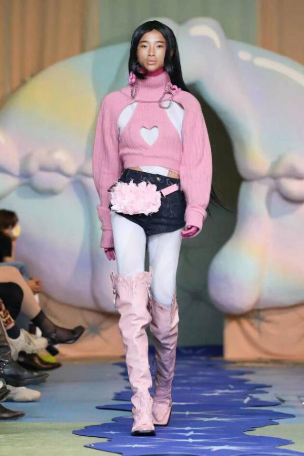 周生洲瑞星X奈思奈尔通过世界舞台展示中国原创设计的力量