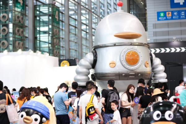 QQ潮玩展引领大湾区消费新潮流,打造潮流文化新地标