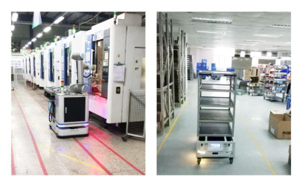 斯坦德机器人助力半导体制造转型升级