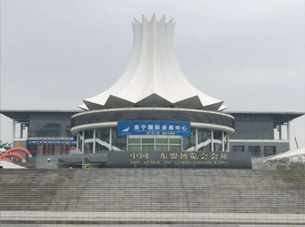 格瑞德通风设备服务南宁国际会展中心
