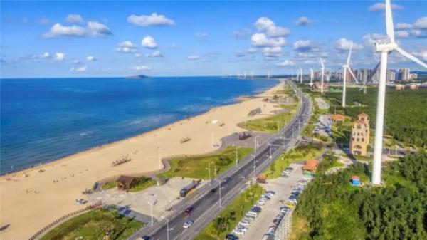 """近郊度假攻略奉上!那香海为威海市民开启""""5+2""""生活方式"""