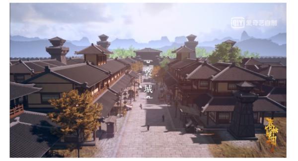 从传统文化中汲取养分,这样的东方史诗新番谁不爱!