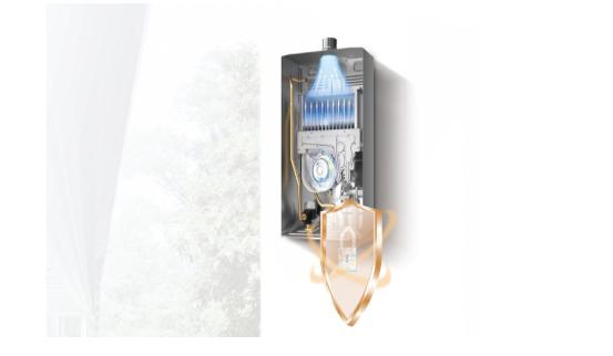 能率S2零冷水燃气热水器  花洒一开热水即来