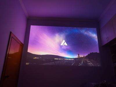 看奥运会女排电视屏幕太小不够爽?峰米投影仪带来极致观影体验
