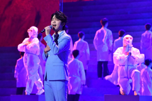 山东省庆祝中国共产党成立100周年文艺演出今晚在山东卫视播出