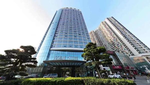 助力深圳绿景酒店升级改造,ATLAS寰图激活城市新空间