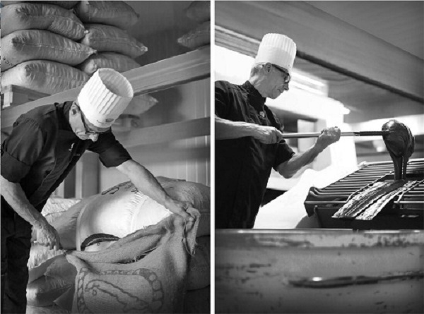 PIERRE MARCOLINI中国·海南二次方巧克力全球首发