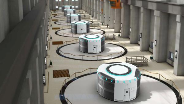 """发电了!细看白鹤滩水电站里的""""洛可可设计"""""""