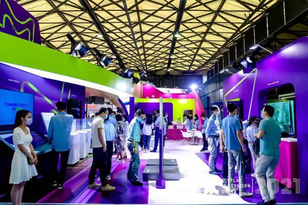 默克电子科技亮相DIC EXPO 2021推动显示科技跨领域创新应用
