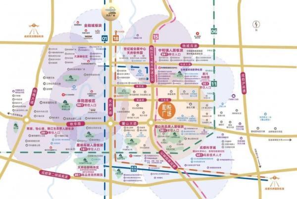 天府和悦广场招商突破50% 美食社交中心初具雏形