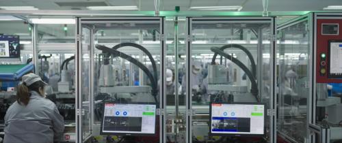 """构筑智能制造时代""""四重护城河"""",联想中国开创产业新格局"""
