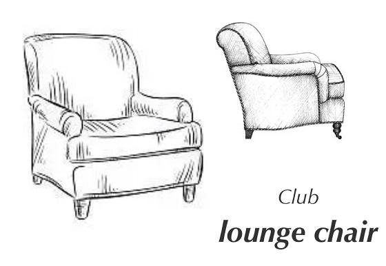 "Harbor House丨 赶时髦的""法式俱乐部椅"""