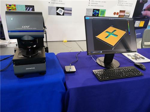 """""""显""""光学科技水平 """"微""""材料领域助力,奥林巴斯出席中国材料大会"""