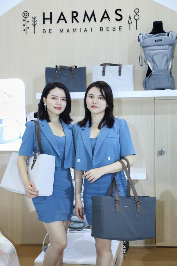 时尚育儿新体验,YOOM与Harmas首秀CBME广获好评