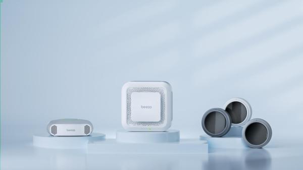 微光发电,无限续航!高端智能安防品牌蜂零BEEZO问世!