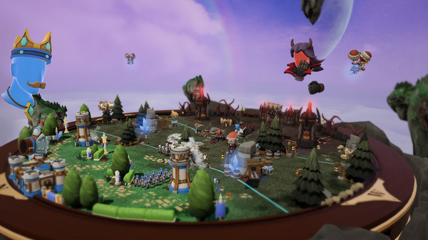 VR策略游戏《天境:王国乱斗》登陆Pico Store平台