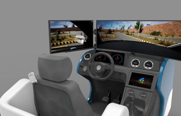 "AI学车Godriving智能舱 X5来袭,打造""新驾培""时代"