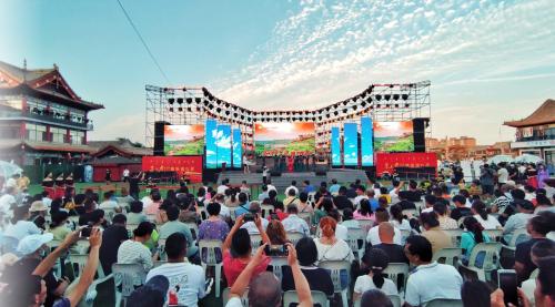 2021·内蒙古黄河几字弯生态文化旅游季 乌兰察布季新闻发布会在呼举行
