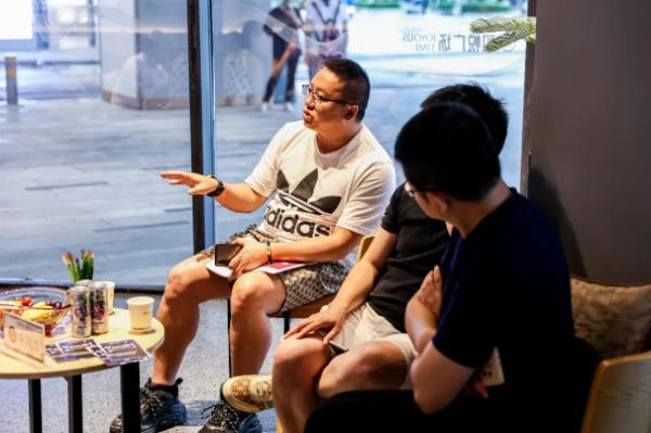 天府和悦广场举办和悦做东,畅谈全时段多场景社交场所的共建