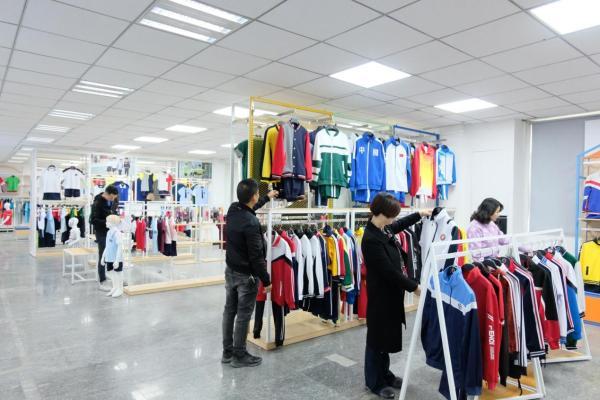 第三届校博会在石狮举行 引领服装产业二次腾飞