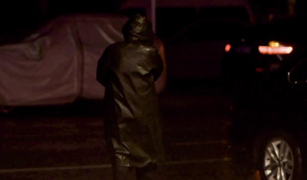 """团油深夜加油站:36岁防汛志愿者,笑对人生""""风雨"""""""
