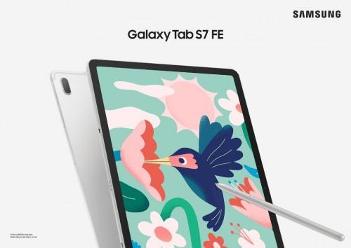 12.4英寸大屏 为三星Galaxy Tab S7 FE创造更多可能