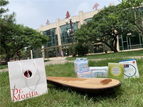 森田药妆集团携旗下品牌 全力支持琵琶名家章红艳弹拨乐音乐会