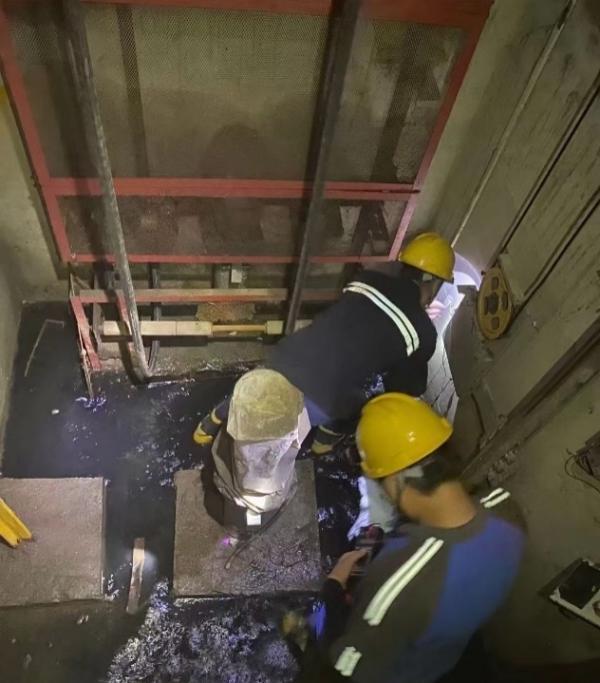 日立电梯在行动 保障灾区电梯安全出行