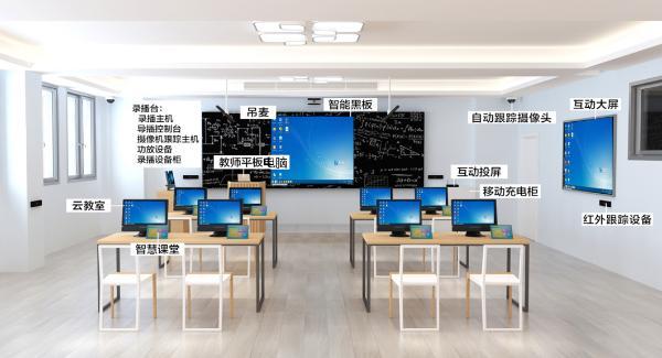 飞腾携手30家生态伙伴发布智慧教室全栈解决方案!