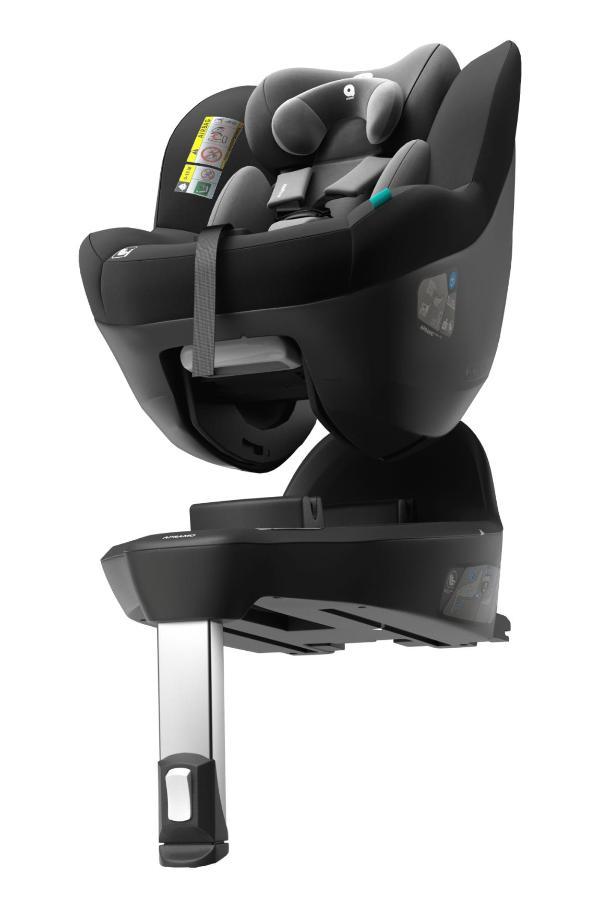 创新结构!分体式儿童安全座椅强在哪里