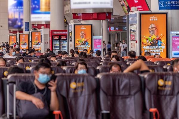 中国柒牌 蓄势启航丨柒牌亿级规模战略布局高铁传媒,强势开拓营销新格局