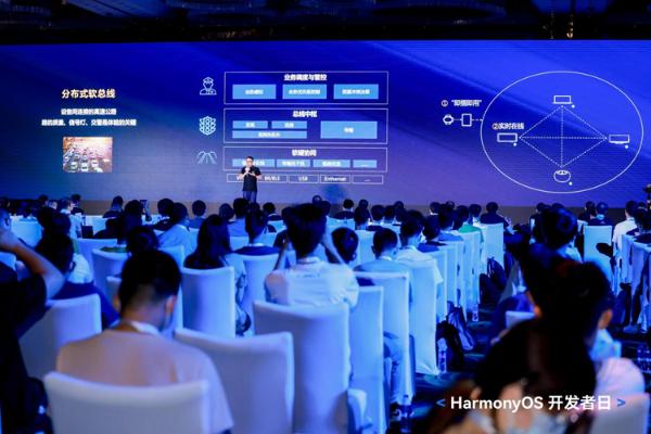HarmonyOS开发者日杭州站举办,多维赋能开发者实现高效开发
