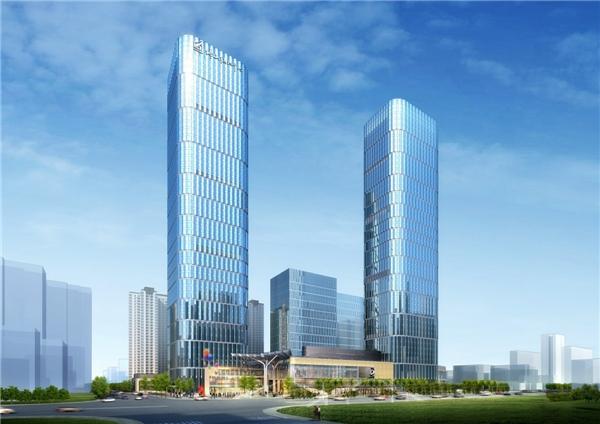 美容行业巨头-伊丽汇新总部正式签约佛山绿地中心