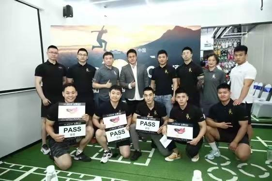 十城联动 第五届奥力来中国TOP10全国私教选拔大赛启幕