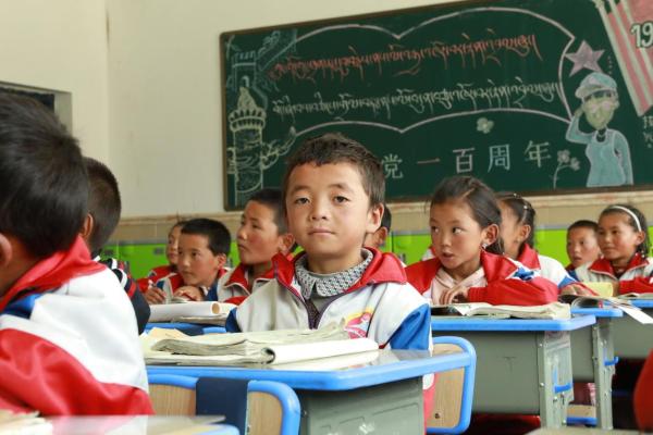 积极践行企业社会责任,持续投入公益事业 ——光明园迪西藏爱心公益行