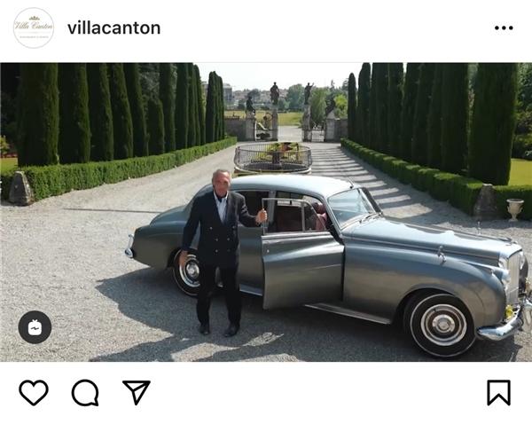 卡萨帝入驻意大利坎顿庄园